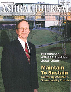 William A. Harrison – 2008–2009